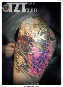 上海纹身哪里好 上海天尊堂刺青 上海纹身店
