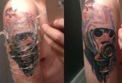 重庆纹身恢复过程与纹身保养方法-纹身过后必看