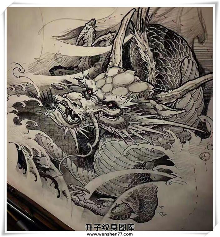 最新热门纹身图案特价推送等着你!传统纹身图_重庆__.图片