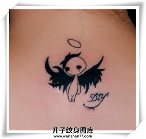 重庆天使纹身 重庆天使纹身价格 重庆纹身天使哪里好