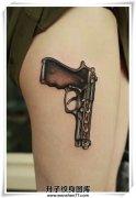重庆手枪纹身 重庆手枪纹身价格 手枪纹身哪里好