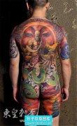 福建纹身-福州纹身--东皇纹身店